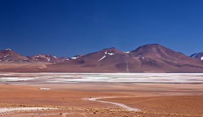 Bolivia - the way