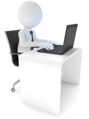 Arbeitsplatz computer clipart  Bilder und Videos suchen: bürostuhl