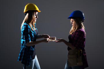 Bauarbeiter Schwarzarbeit