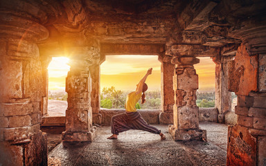 About yoga-Type History