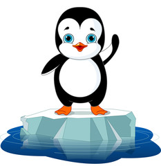 Penguin on Ice