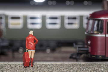 Zugreise