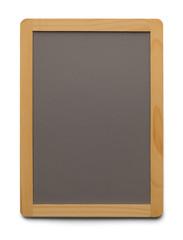 Blank Menu Board