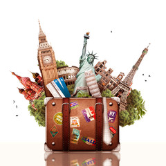 Travel and trip