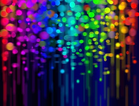 Regenbogen-Lichtpunkte_102