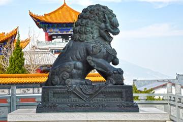 bronze d'asie