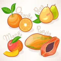 exotic fruits - 1