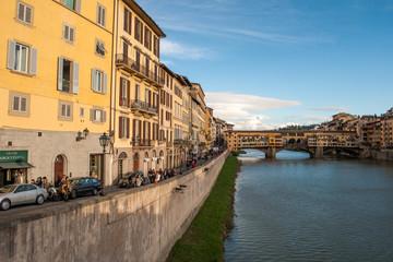 Firenze e il Ponte Vecchio