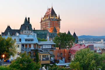 Fotomurales - Quebec City