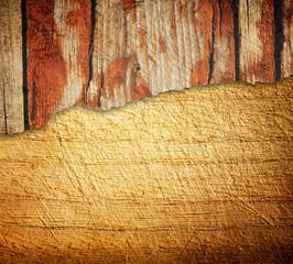 kitchen wooden cutting board