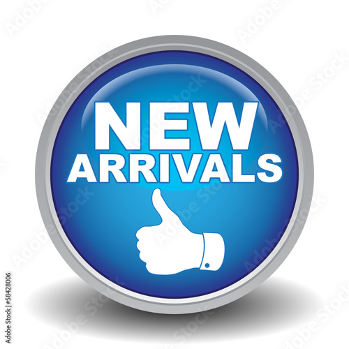"""NEW ARRIVALS ICON"" Stock image and royalty-free vector ..."