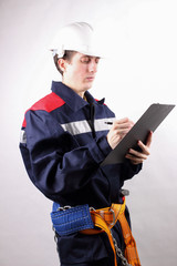 services of a professional worker