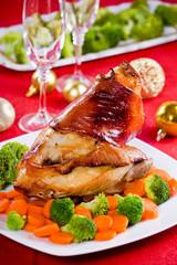 Christmas Porc