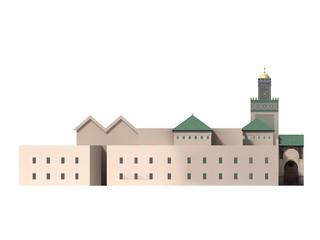 Bou Inania Madrasa 6