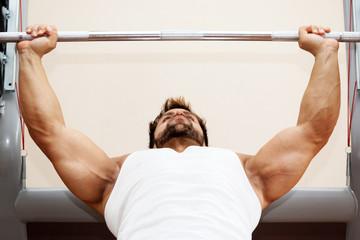 bodybuilding man