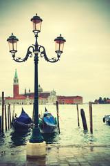Wall Mural - Quay in Venice