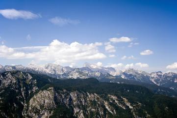Nationalpark Triglav Slowenien