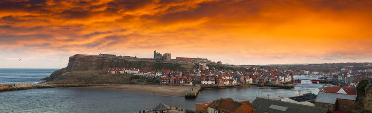 Whitby, Yorkshire, Engalnd