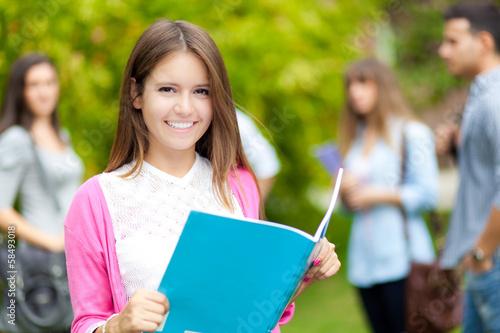 Фото онлайн студенты