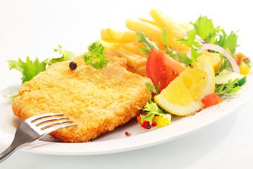 escalope or Schnitzel