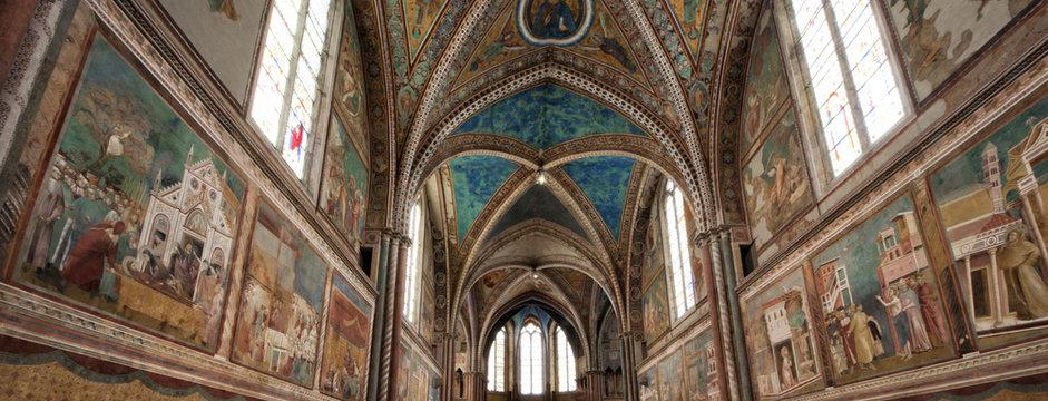 Assisi Dome Saint Francis Church