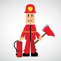 pompier-feu-incendie-secours-personnage-sauvetage-logo