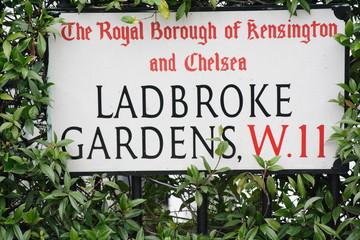 Ladbroke Grove a famous London Address