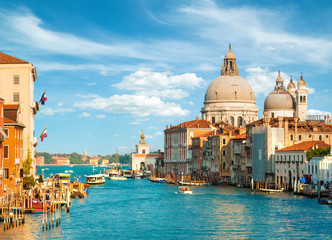 Deurstickers Venice Gorgeous view of the Grand Canal, Venice, Italy