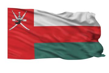 Oman Flag.