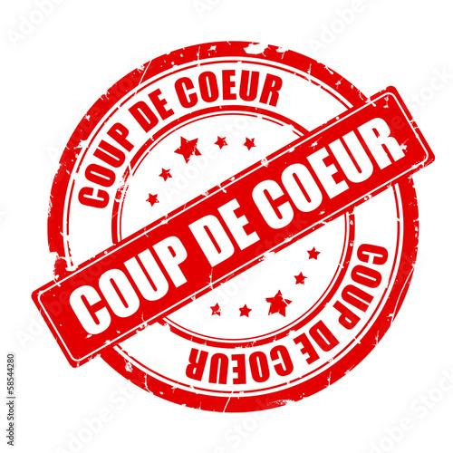 Tampon coup de coeur photo libre de droits sur la banque d 39 images image 58544280 - Telecharger coup de coeur ...