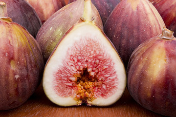Half of figs