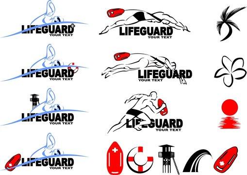 Lifeguard logos