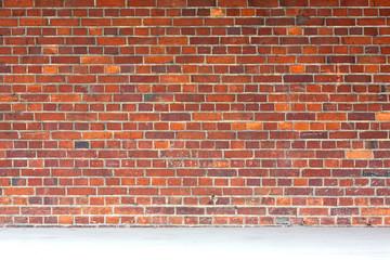 Fototapeta Tło starej murowanej ściany