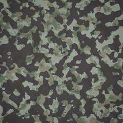 """Grunge military camouflage """"woodland"""" background"""