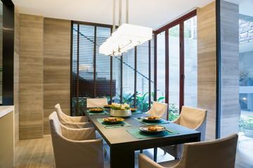 nice dining room