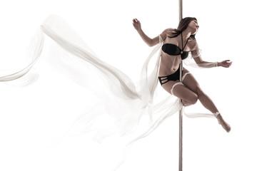 Obraz Lightness in dance - fototapety do salonu
