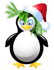 Amusing  penguin