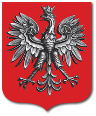Poland coat of arms