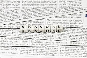 Skandalbericht
