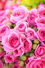 Rosen, Blumenstrauß, Alles Liebe, Blumen schenken