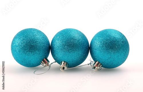 3 weihnachtskugeln t rkis stockfotos und lizenzfreie bilder auf bild 58621002. Black Bedroom Furniture Sets. Home Design Ideas