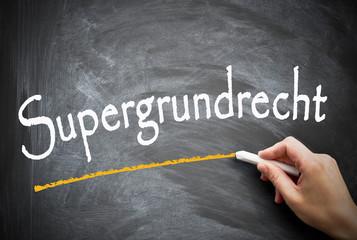 Supergrundrecht