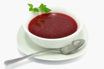 Obraz red borscht - fototapety do salonu