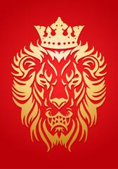 golden lion king