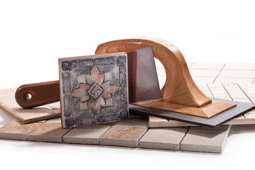 Decorative element for tile