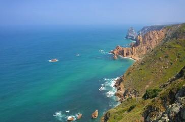Cabo da Roca Kueste - Cabo da Roca coast 02