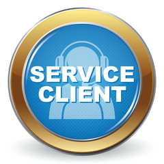 SERVICE CLIENT ICON