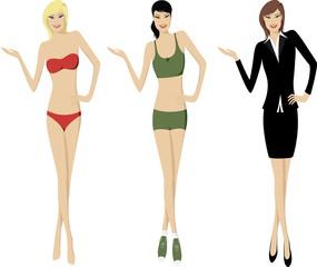 Presenting Girls