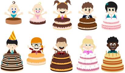 Birthday Party Kids