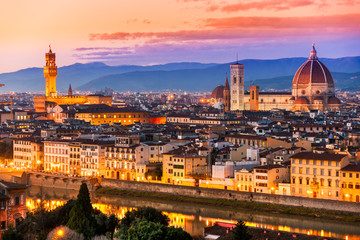 Tuinposter Florence Florence,